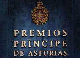 The Royal Society was awarded Spain's prestigious Prince of Asturias Prize for Communications and Humanities