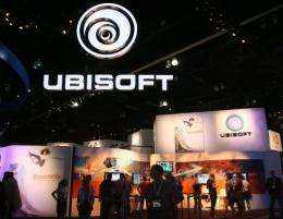 The third-person shooter game based on Clancy's hit espionage novels is being developed by Ubisoft Singapore