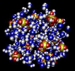 Tiny particles, big impact