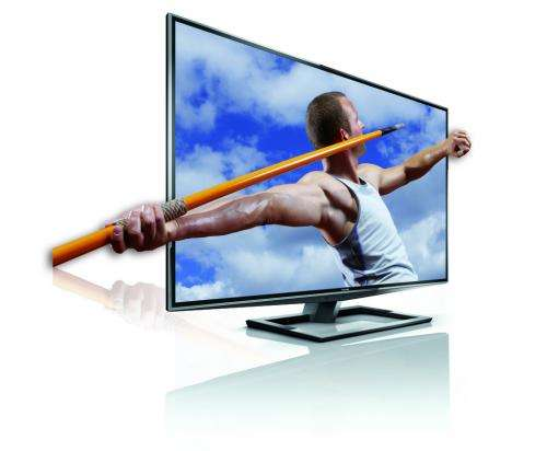 Toshiba supersized, glasses-free, 3-D TV steals IFA show