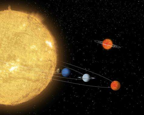 Transiting super-Earth detected around naked eye star