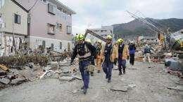 Tweeting disasters