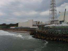 Up to 80% of the caesium released by the Fukushima Daiichi power plant landed in the Pacific, scientists claim.