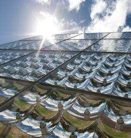 UQ solar array reaches milestone