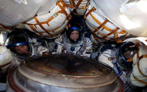 US astronauts need to devote two years to learning Russian as well as space engineering to travel to the ISS