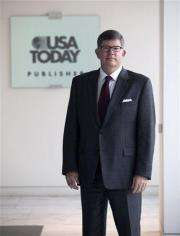 USA Today rewrites strategy to cope with Internet (AP)