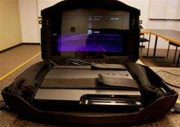 Video game console case offers gaming on the go (AP)