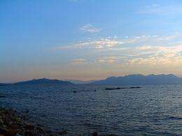 Volcanic artifacts imply ice-age mariners in prehistoric greece