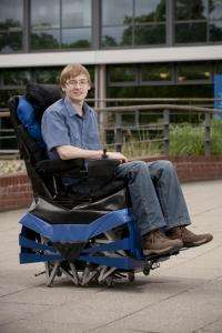 'Walking chair' could be step-up for disabled access