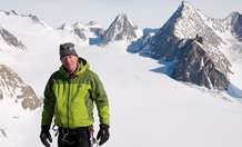 West Antarctic ice sheet 'could be more stable than thought'