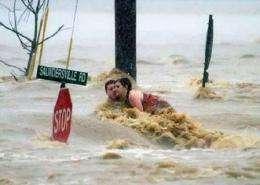 Widespread flood threat to continue through summer