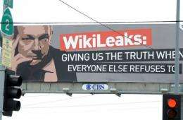 WikiLeaks' founder Julian Assange has been praised and rewarded with the Sydney Peace Prize's Gold Medal