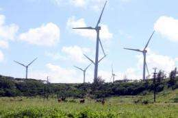 Wind and solar can reliably supply 25 percent of Oahu's electricity need, new study shows