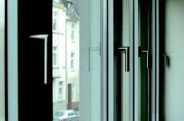 Wireless window contacts -- no maintenance, no batteries