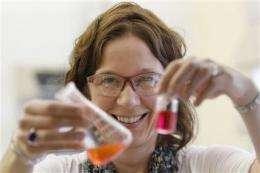 Women making slow, sure strides in science, math (AP)