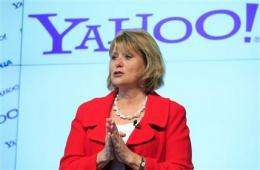 Yahoo fires Bartz as CEO, names CFO to fill void (AP)