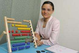 You can count on this: Math ability is inborn
