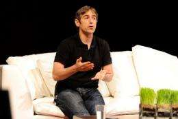 Zynga was founded in July of 2007 in San Francisco by Marc Pincus (pictured in 2010)