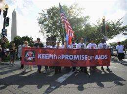 AIDS conference opens Sunday at key turning point