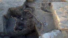 Archaeologists discover Jordan's earliest buildings