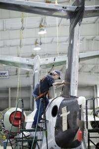 Chinese industrialist behind Hawker Beechcraft bid