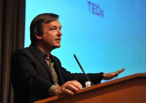 Chris Anderson bought the Technology Entertainment and Design (TED) conference in 2001 and turned it into a nonprofit