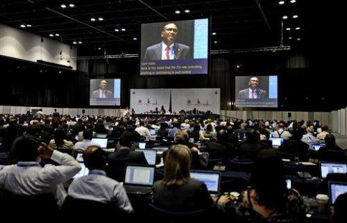 Clashes over Internet rules to mark Dubai meeting