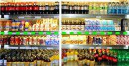 Color-coding, rearranging food products improves healthy choices in hospital cafeteria