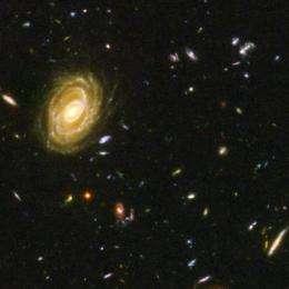 Data mining deep space