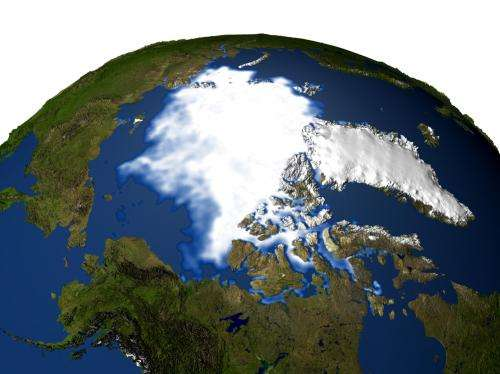 Discovery of feedback between sea ice and ocean improves Arctic ice extent forecast