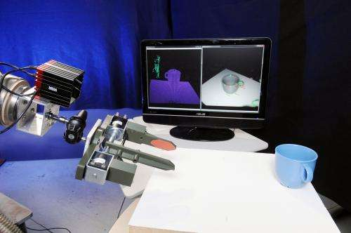 Easy guider: Intuitive visual control provides faster remote operation of robots