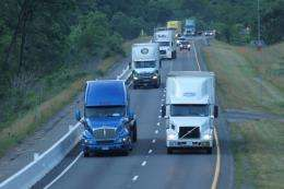 Electronic recording of truck drivers' hours-of-service evaluated