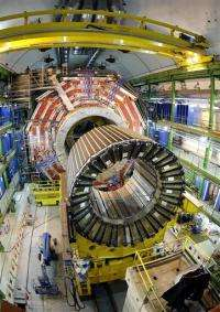 Eureka! Physicists celebrate evidence of particle