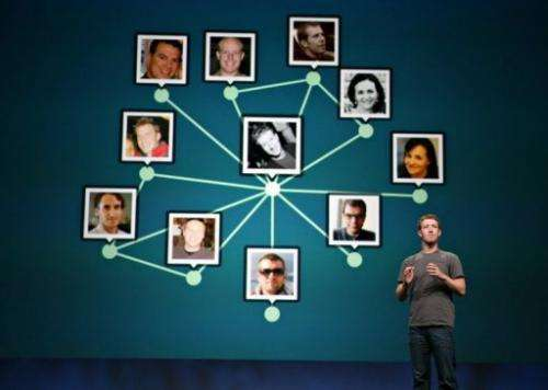 Facebook CEO Mark Zuckerberg, pictured in 2011