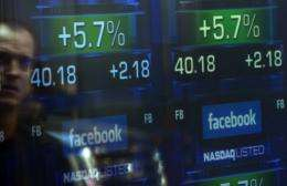 Facebook shares have been in a funk since their much-hyped May 18 debut was plagued by technical glitches and complaints