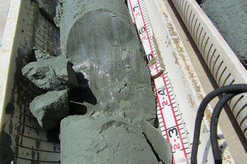 Finding faults: evidence of past earthquakes