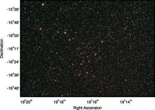 Forgotten star cluster now found useful in studies of Sun and hunt for Earth-like planets
