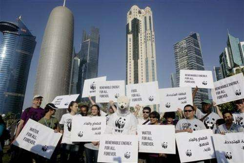 Fossil fuel subsidies in focus at climate talks