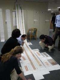 Geology student drills into Tohoku quake source