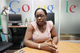 Google goes low-tech to unleash Nigeria potential