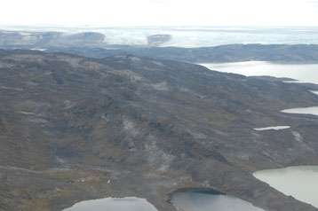 Greenland rocks provide evidence of Earth formation process