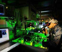 Higher energies for laser-accelerated particles possible