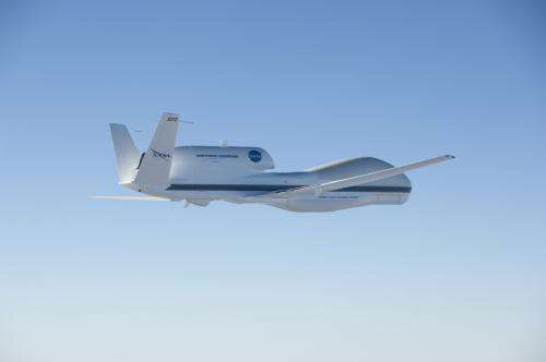 HIRAD set to fly on Global Hawk mission