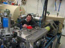 Investigating ocean currents using uranium-236 from the 1960s