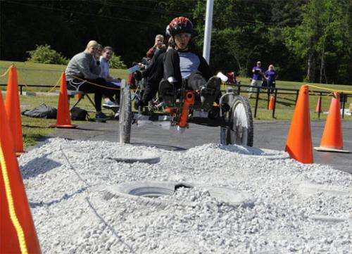 Keeping the wheels turning: 20th annual NASA great moonbuggy race