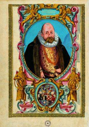Mercury poisoning ruled out as cause of Tycho Brahe's death