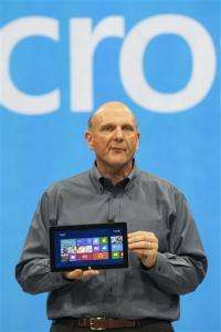 Microsoft tablet risks alienating PC makers