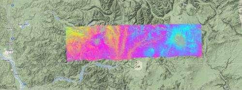 NASA radar to study volcanoes in Alaska, Japan