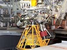 NASA's J-2X engine kicks off 2012 with powerpack testing