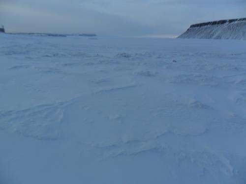 NASA's Operation IceBridge data brings new twist to sea ice forecasting